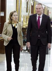 Fomento y la Comunidad Valenciana acuerdan el desarrollo conjunto de terminales logísticas intermodales