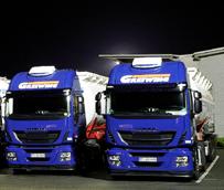 Iveco entrega 88 camiones Stralis Hi-Way Euro 6, fabricados en la planta de Madrid, a la empresa alemana Greiwing Logistics