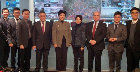 El Consorcio Regional de Transportes de Madrid es referente para convertir a Singapur en ciudad inteligente