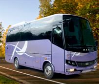 Beulas presenta la nueva generación del Gianino, vehículo carrozado sobre bastidor MAN 10220