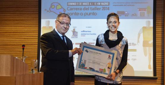 La Carrera del taller, principal eje de la campaña de seguridad vial 2014 de los talleres madrileños