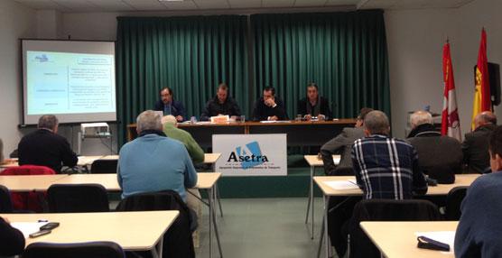Asetra celebra su Asamblea General en la que hace un repaso de los resultados de 2013 y presenta novedades
