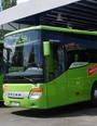 Se fijan los servicios mínimos para la huelga de autobuses de la empresa Nex Continental Holding SLU en Madrid