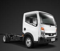 El Nissan NT400 Cabstar llega a los concesionarios de Europa con nuevo motor y mayor ligereza