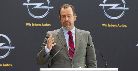 Dan Ammann presidirá el Consejo de Supervisión Adam Opel AG