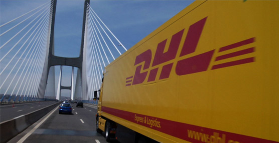 El centro logístico que comparten DHL y Eroski en Agurain no registró accidentes laborales en 2013