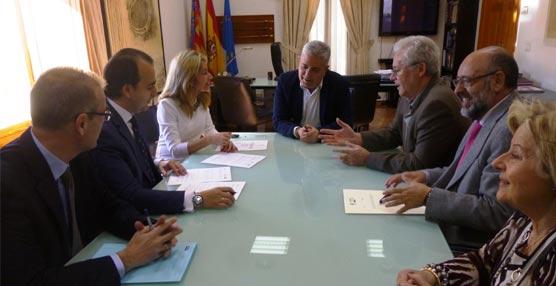 La EMT de Valencia amplía el recorrido de la línea 26 tras un acuerdo con los ayuntamientos de Moncada y Alfara