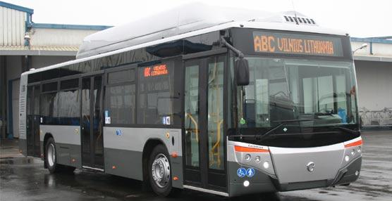 Masats suministrará puertas y rampas a los vehículos que Castrosua construye para el mercado lituano