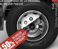 Renault Trucks inicia una campaña de frenos 2014 para garantizar la seguridad y rentabilidad de sus vehículos