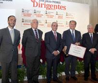 El presidente de Ford España, José Manuel Machado, ha sido galardonado como Dirigente del Año