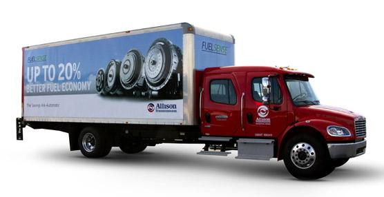 Allison Transmission lanza el sistema FuelSense que ayuda a ajustar el cambio con el par motor para mejorar la eficiencia