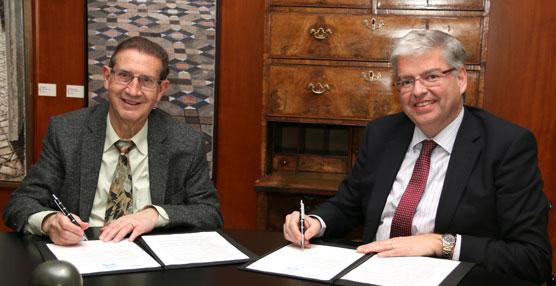 El Consorci de la Zona Franca de Barcelona y Ferrmed impulsarán las conferencias Corredor Mediterráneo