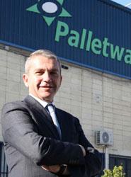 Gregorio Hernando, nuevo director general de Palletways Iberia.
