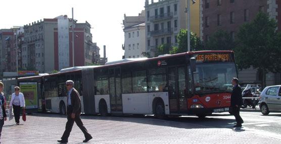 El Pleno del Congreso pide medidas para financiar el transporte de la región metropolitana de Barcelona