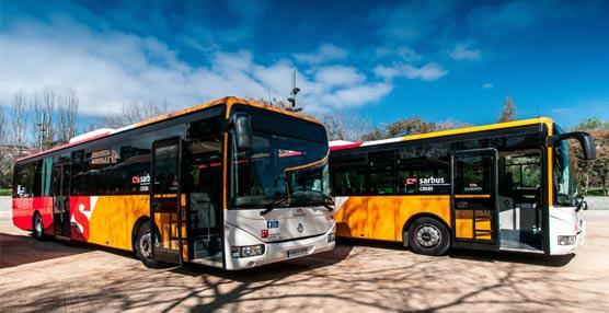 La empresa catalana Casas, del grupo Moventis, renueva su flota con dos nuevos Iveco Bus Crossway LE