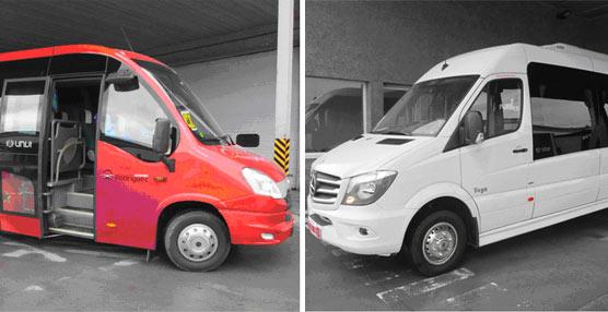 Autocares Rodríguez y Empresa Tenorio estrenan nuevas unidades de los modelos Compa T y Vega XL de Unvi