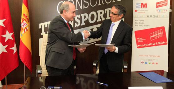 Los estudiantes de la UPM podrán realizar prácticas en las oficinas del Consorcio de Transportes de Madrid