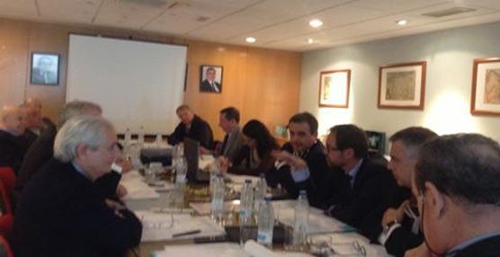 IRU se incorpora al Patronato de la Fundación Francisco Corell tras firmar un convenio de colaboración