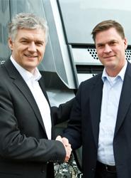 El proveedor telemático Daimler FleetBoard GmbH tendrá en abril un nuevo director gerente, Dietrich Müller