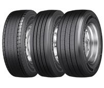 El Conti EcoPlus HS3 y el Conti EcoPlus HD3 completan la gama EcoPlus del fabricante alemán de neumáticosContinental