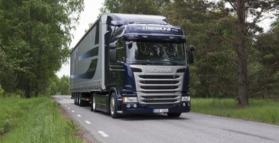 Scania G 410 Euro 6 gana el premio Green Truck de las revistas 'Verkehrs-Rundschau' y 'Trucker' en Alemania