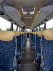 Cintoi Bus, S.L. incorpora a su flota cuatro Tourismo 16 RHD y un chasis OC 500 RF 2543 RF de Mercedes-Benz