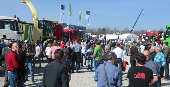 MAN despliega en sus Trucknology® Days 2014 más de 170 camiones, la mayoría Euro 6