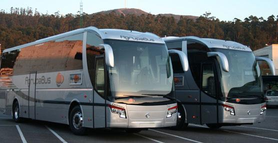 Grupo Castrosua entrega dos nuevas unidades del modelo Stellae a Agrupabus