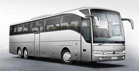 La compañía rumana de autobuses Altassib adquiere diez autobuses Mercedes-Benz Tourismo