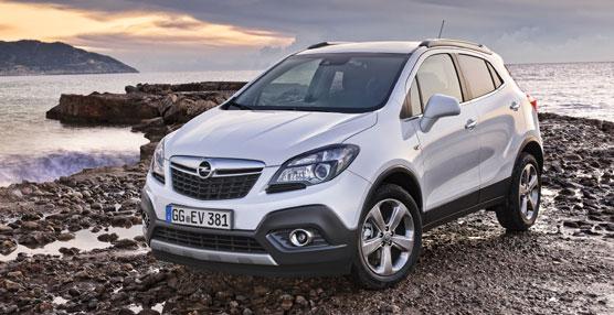 AVIS incorporará a su flota 100 automóviles Opel ADAM y 50 Opel Moka hasta junio de 2014