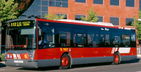 La EMT de Madrid pone a la venta 90 autobuses de segunda mano que dejaron de prestar servicio en la ciudad