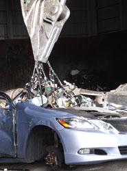Toyota se asocia para desarrollar una tecnología pionera de reciclaje del cobre utilizado en automoción