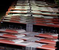 Los consejeros de EMT Valencia presentan hoy sus cuentas anuales de 2013 en la Sede Central de la empresa