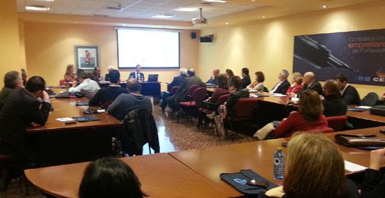 Asetranspo celebró una jornada informativa centrada en la recuperación del céntimo sanitario.