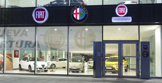 Sport Móvil Julián S.L. empezará a comercializar en España las marcas del Grupo Fiat