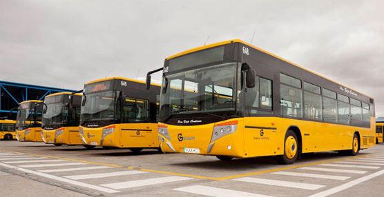 Guaguas Municipales de Las Palmas de Gran Canaria incrementa en un millón los viajeros del transporte público