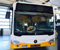 Mercedes-Benz entrega su autobús urbano número mil del modelo Citaro a la empresa de transporte público de Darmstadt