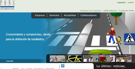 La empresa española PONS Seguridad Vial recibe el certificado AENOR ISO 39001