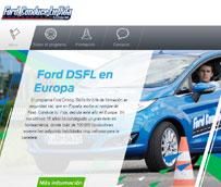 El programa de formación 'Ford, Conduce tu Vida' ofrece 1.000 Cursos de Conducción Gratuitos en un Año
