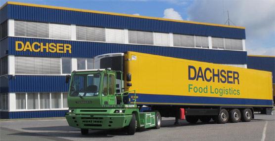 La empresa familiar alemana Dachser alcanza el liderazgo europeo en el segmento de carga fraccionada /grupaje