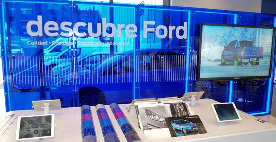Ford Presenta en Barcelona el primer Ford Store de Europa, un nuevo concepto de Experiencia de Cliente