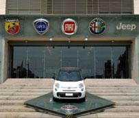 El Grupo Fiat incrementa sus ventas un 27%, durante el primer trimestre del año, frente a un mercado que crece un 11,8%