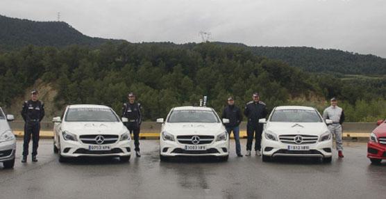 Mercedes Barcelona ECOteam prepara su participación en el Espíritu de Montjuïc del Circuit de Barcelona-Catalunya