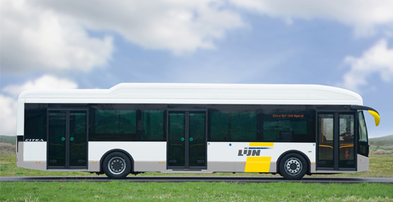 La empresaholandesa de transporte público De Lijn encarga 105 autobuses Citea híbridos a VDLque circularán por Flandes