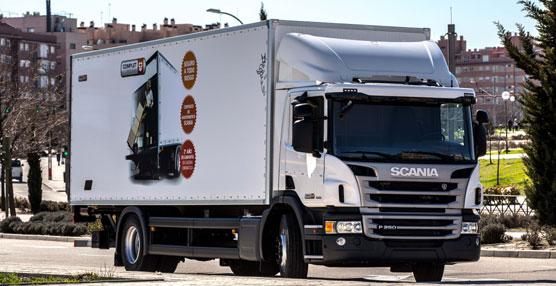 Scania incorpora el Cargo a la gama de vehículos Complet by Scania, enfocado en aplicaciones de carga general