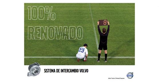 Volvo presenta su nueva Campaña Primavera que ofrece precios especiales en productos del Sistema de Intercambio