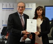 Jornada de Pons y Aenor sobre 'Gestión de la Seguridad Vial de las organizaciones' destaca las buenas cifras de España