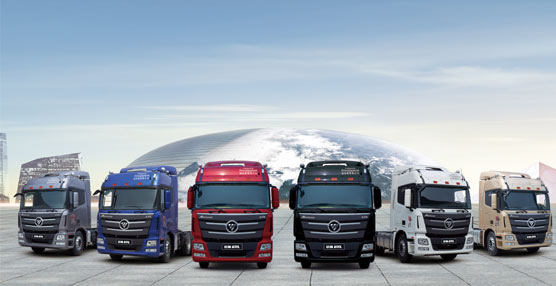 Daimler Trucks alcanza un hito en China con la salida de fábrica del camión número 150.000 de la marca Auman