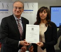 PONS Seguridad Vial recibe el certificado AENOR ISO 39001 en una jornada sobre gestión de la seguridad vial