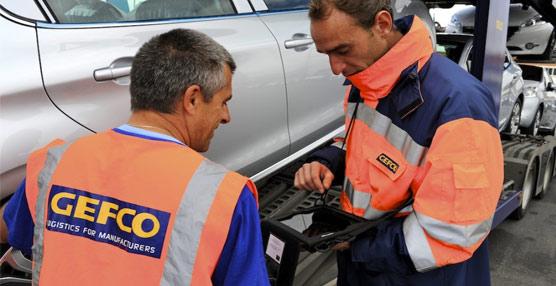 GEFCO desarrolla una aplicación para teléfonos inteligentes que simplifica las inspecciones de carga del vehículo